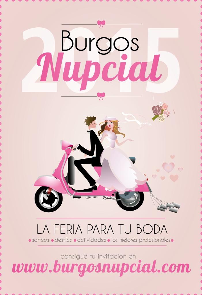 cartel burgos nupcial 2014