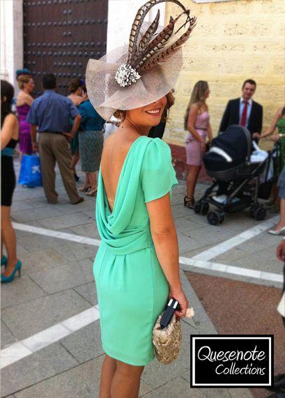 vestdos invitadas novias