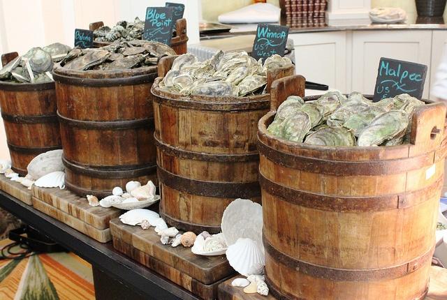 estacion de ostras