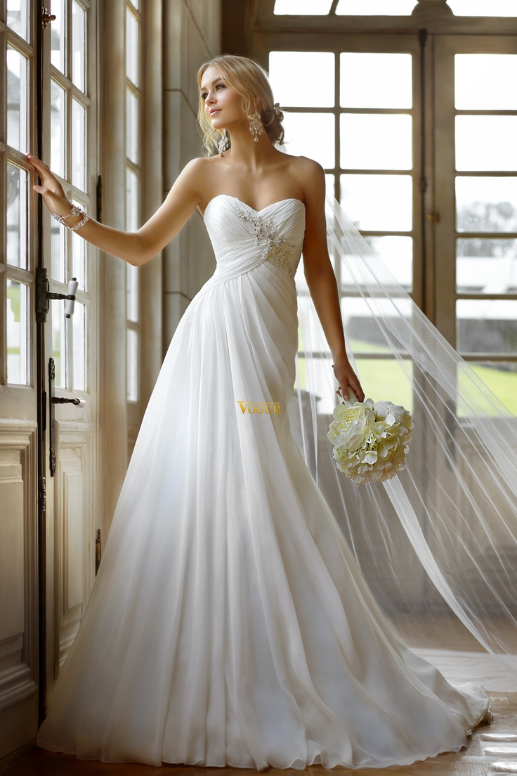 Vestido de novia por ebay