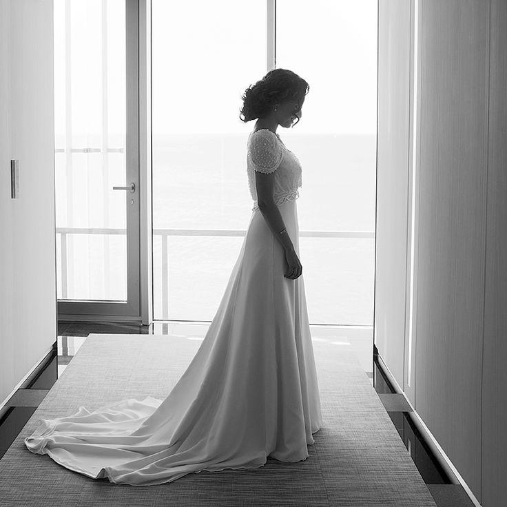Consejos para elegir el vestido de novia adecuado