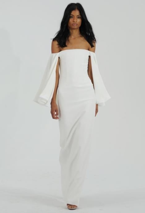 Houghton Wedding Dresses Fall:Winter 2015 | Kurt Wilberding | blog.theknot.com