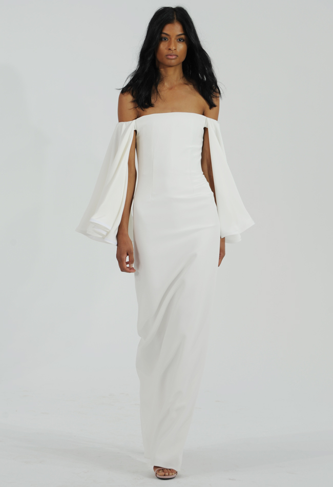 Houghton Wedding Dresses Fall:Winter 2015 | Kurt Wilberding | blog.theknot.com