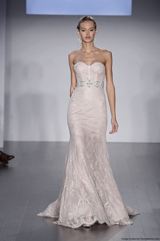 Lazaro-Fall-2015-blush-lace-corset-mermaid-wedding-dress