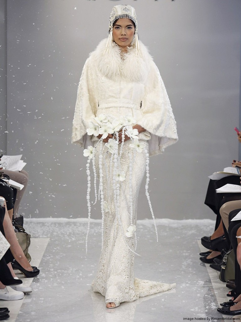 Theia-winter-mermaid-wedding-dress-with-Mongolian-inspired-style