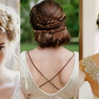 Tu peinado según tu vestido