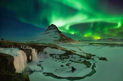 Luces Del Norte, Islandia