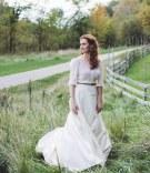 Combina tu falda de seda cin un top de inspiración Aid-Lib