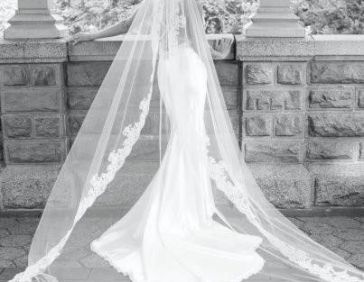 20e3af197 Cómo elegir el velo de novia perfecto – Burgos Nupcial